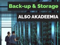 ALSO Akadeemia Back-up ja storage