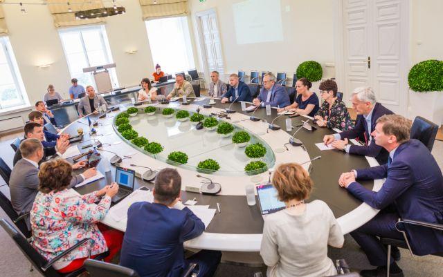 Majanduse elavdamise ekspertkogu koosseisu kuulub ka ITL-i asepresident