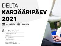 Tartu Ülikooli Delta karjääripäev