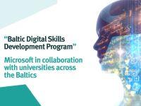 Microsoft kutsub: Baltic Digital Skills Development Program