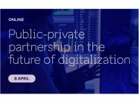 Public-private partnership in the future of digitalization: opportunities for French-Estonian cooperation